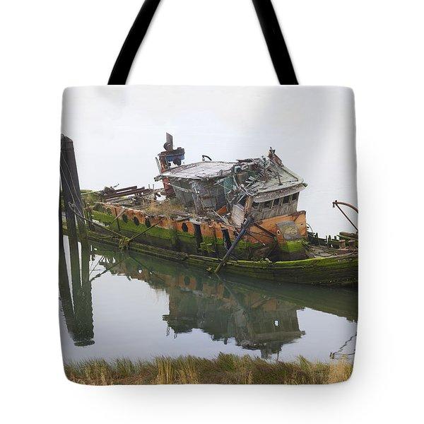 Mary D Hume Tote Bag by Debra and Dave Vanderlaan