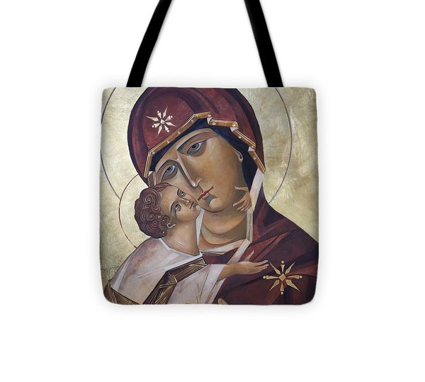 Mary Of Valdamir Tote Bag by Mary jane Miller