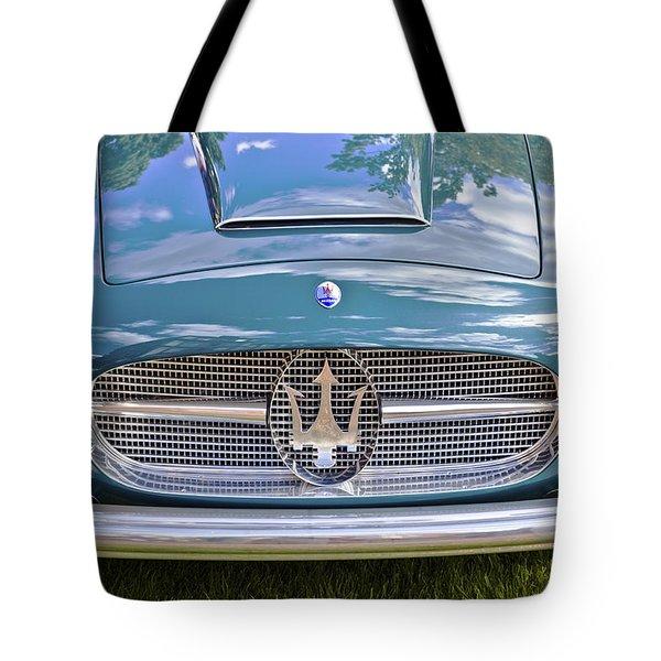 Maserati A6g 54 2000 Zagato Spyder 1955 Tote Bag
