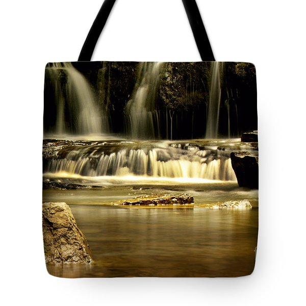 Mash Fork Falls Tote Bag