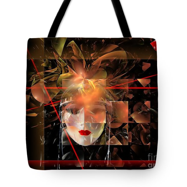 Mask 0145 Marucii Tote Bag