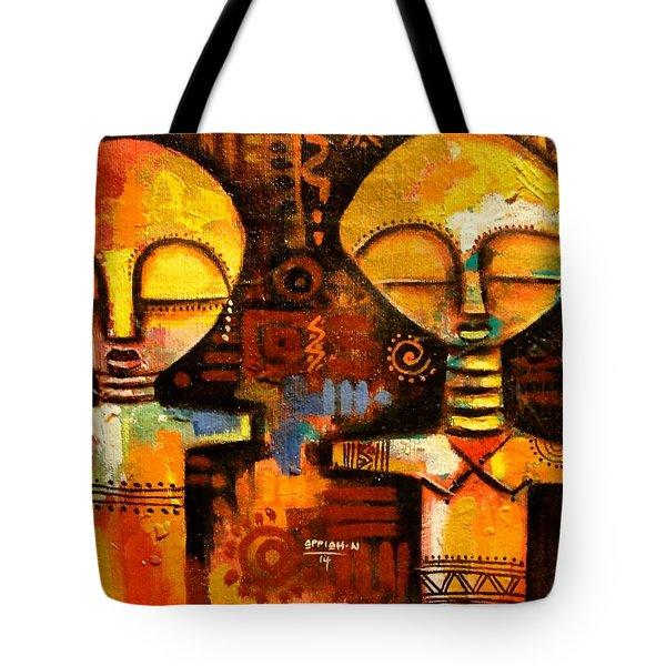 Mask 5 Tote Bag