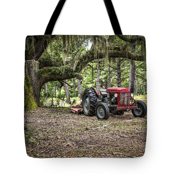 Massey Ferguson - Live Oak Tote Bag