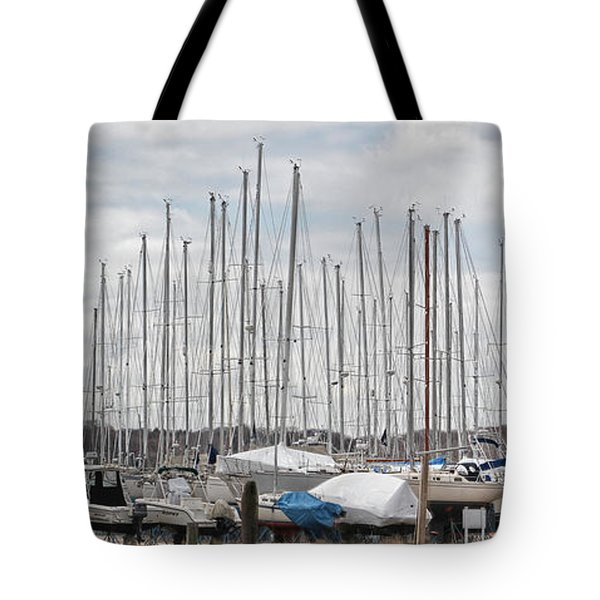 Glen Cove Mast Appeal Tote Bag