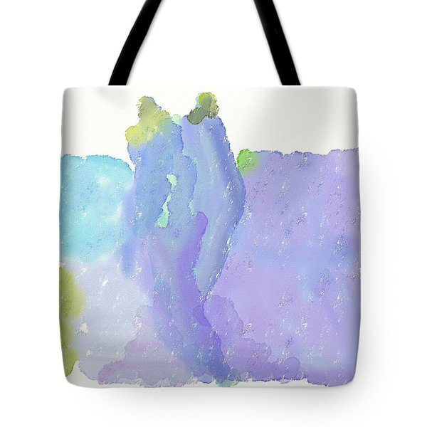 Master And Servant Tote Bag by Len YewHeng