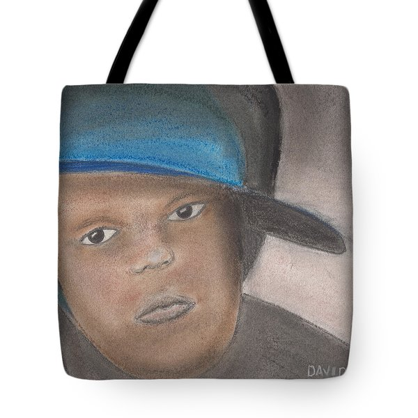 Master Guy Tote Bag by David Jackson