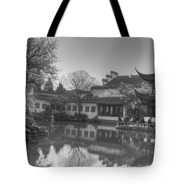 Master Of The Nets Garden Tote Bag