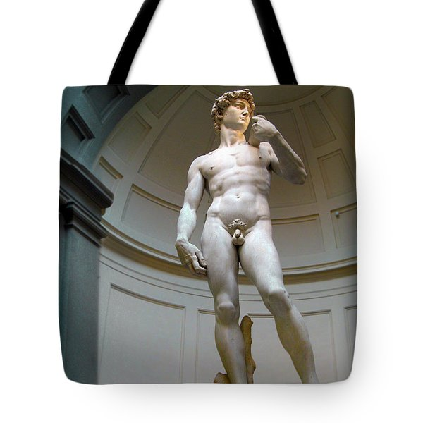 Masterpiece David.florence Tote Bag