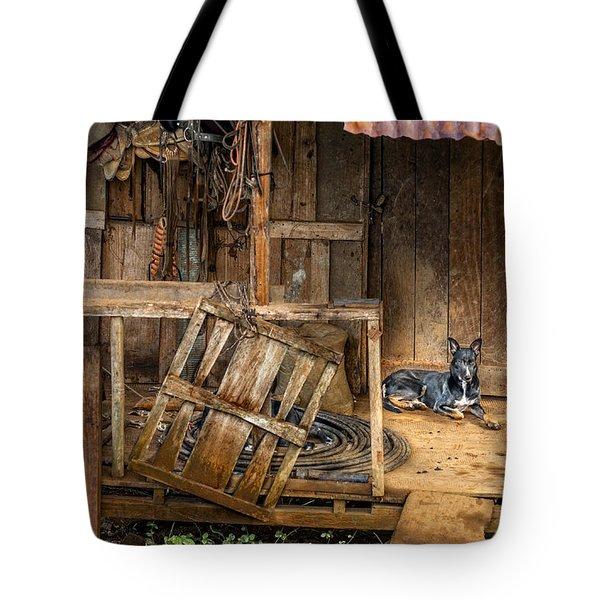 Master's Home Tote Bag