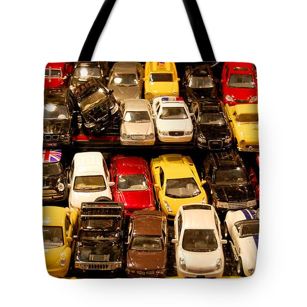 Allied Matchbox Cars  Tote Bag