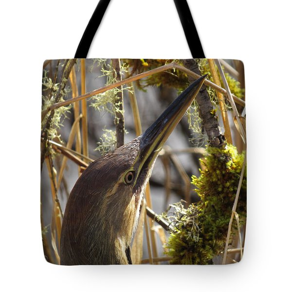 Tote Bag featuring the photograph Matching Nature's Colors  by I'ina Van Lawick