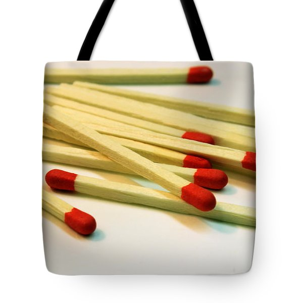 Matchpoint Tote Bag