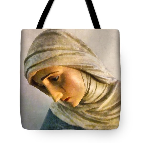 Mater Dolorosa Tote Bag by RC deWinter
