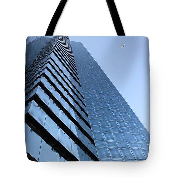 Material Freedom Tote Bag by AR Annahita
