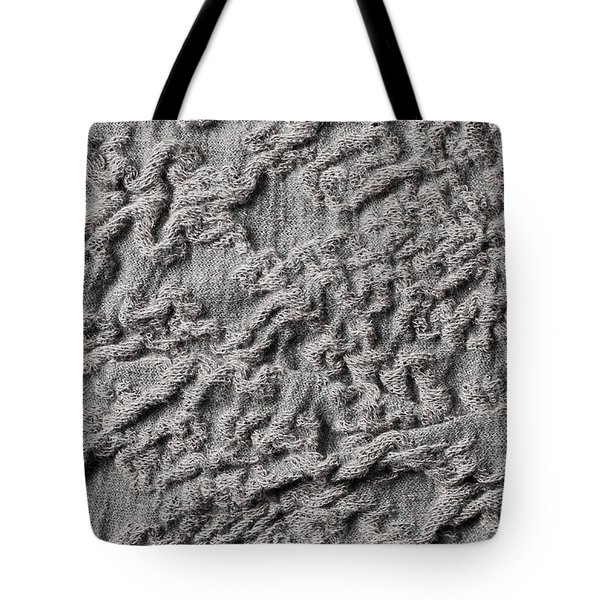 Material Texture Tote Bag by Tom Gowanlock