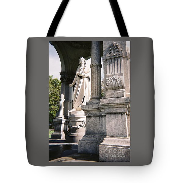 Mather Classical Revival Architecture Tote Bag by Peter Gumaer Ogden