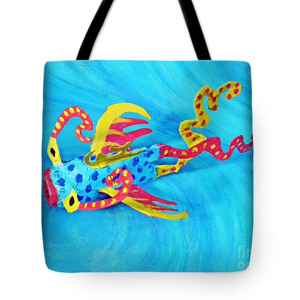 Matisse The Fish Tote Bag by Sarah Loft