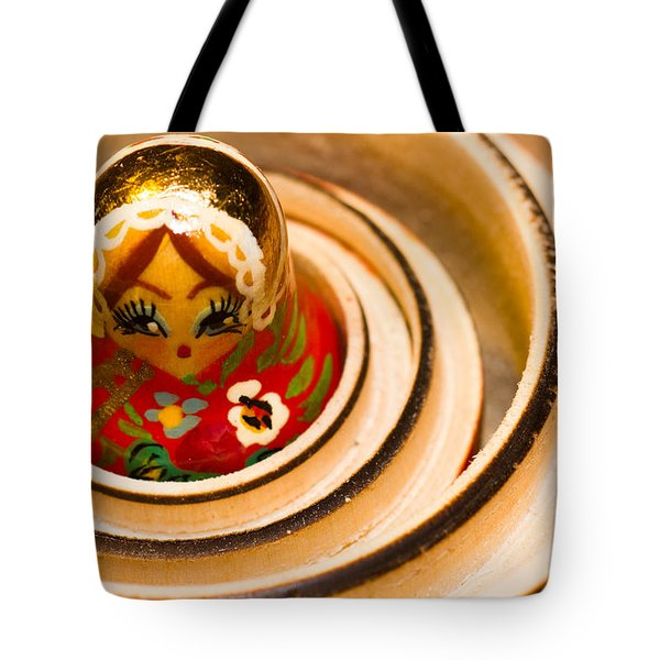 Matryoshka Doll Tote Bag