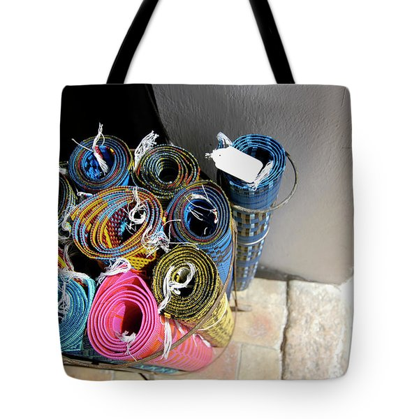 Mats For The Beach For Sale, In A Shop Tote Bag