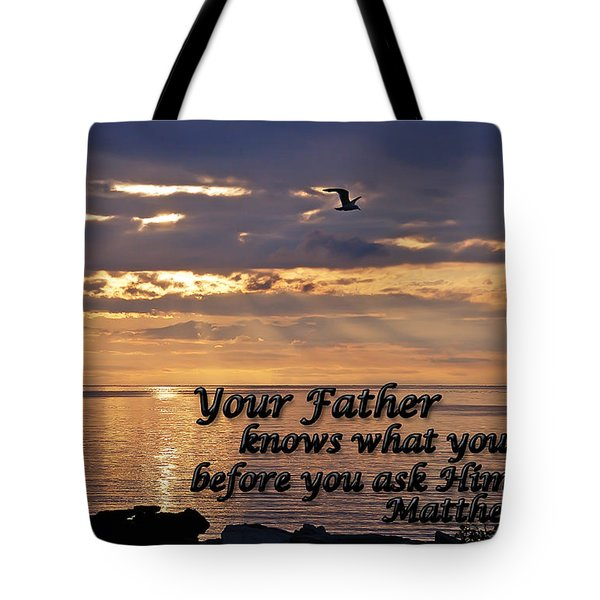 Matthew  Tote Bag by Aimee L Maher Photography and Art Visit ALMGallerydotcom
