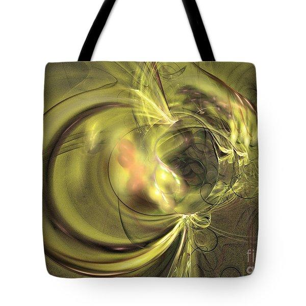 Maturation - Abstract Art Tote Bag