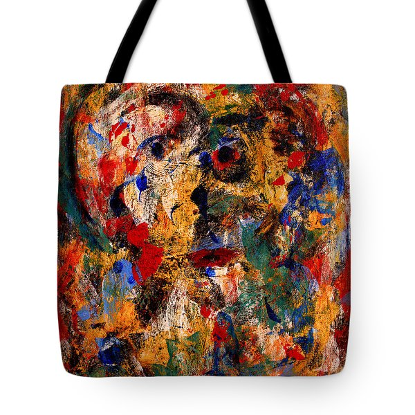 Maturity Tote Bag by Natalie Holland