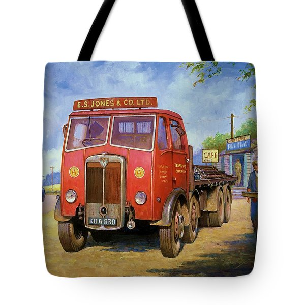 Maudslay Meritor Tote Bag
