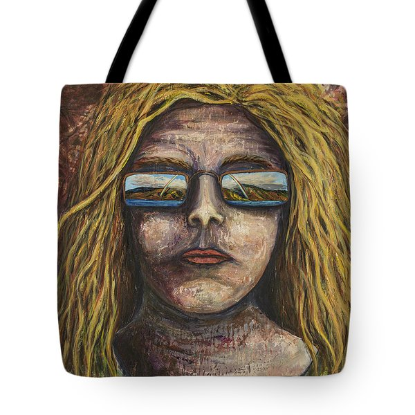 Tote Bag featuring the painting Maui 20/20 by Darice Machel McGuire