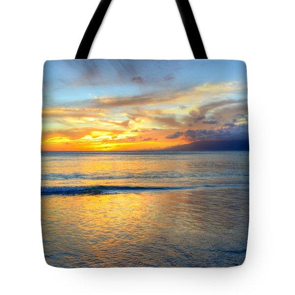 Maui Reflections Tote Bag