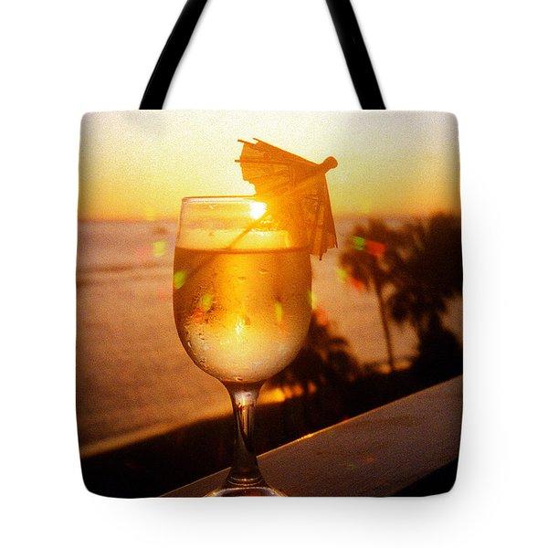 Maui Wine Hawaii Tote Bag by Jerome Stumphauzer