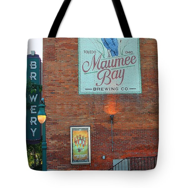 Maumee Bay Brewing Company 2135 Tote Bag