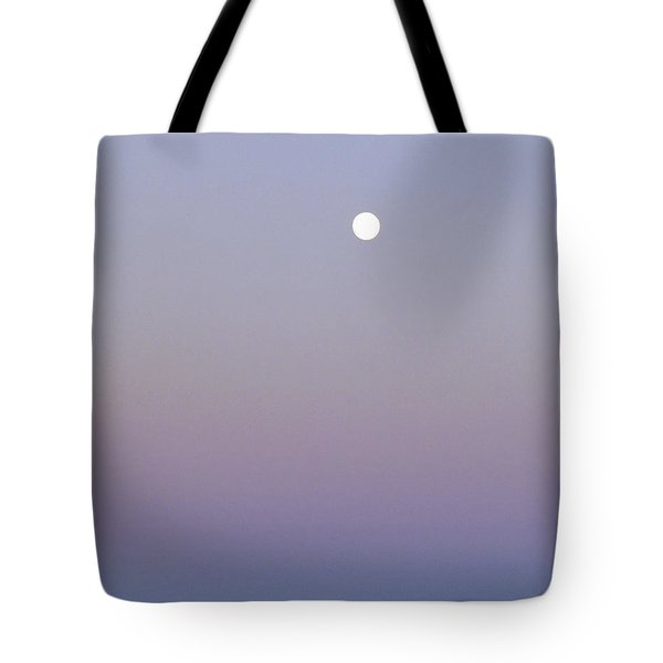 Mauve Moonlight Tote Bag