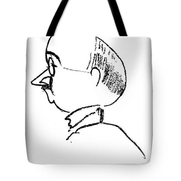 Max Eitingon (1881-1943) Tote Bag