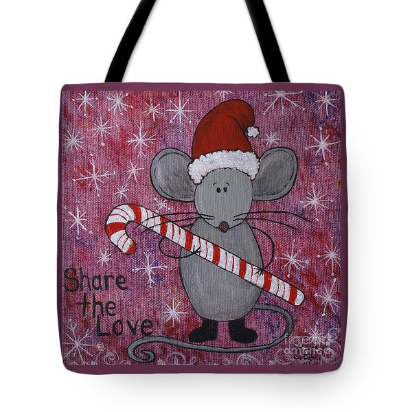 Max The Mouse Tote Bag