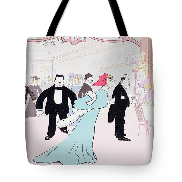 Maxims Tote Bag by Sem