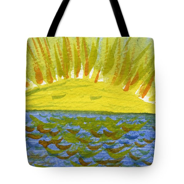 May A Million Smiles Return To You Tote Bag