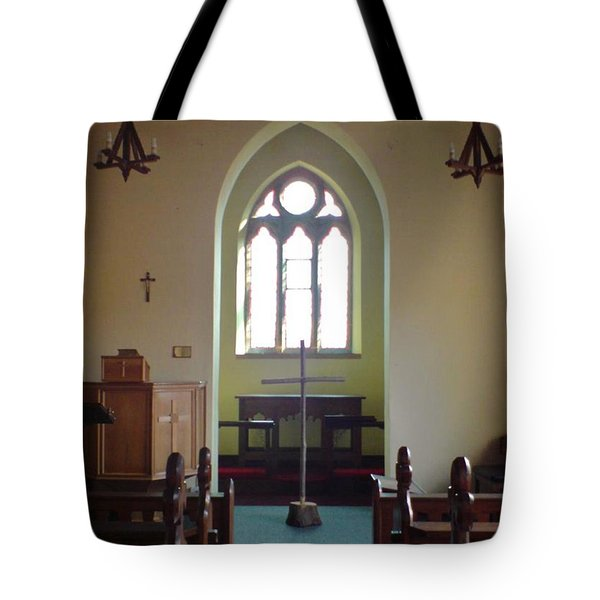 May Hill Church Tote Bag