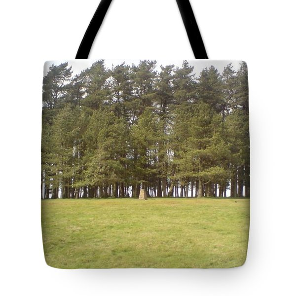 May Hill Tree Tops Tote Bag