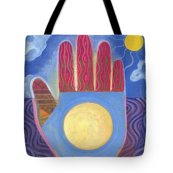 May Peace Prevail Tote Bag by Helena Tiainen