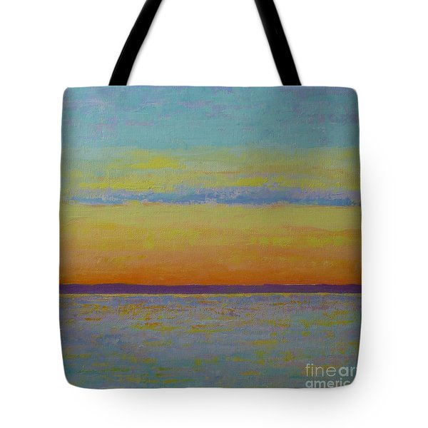 May Sunset Tote Bag