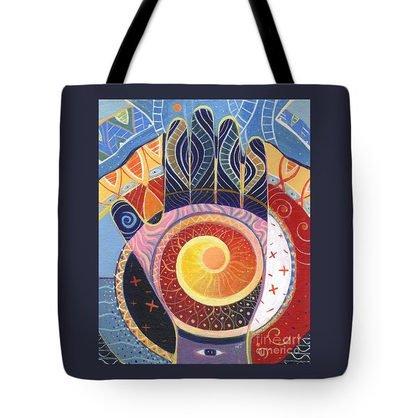 May You Always Find Your Way Tote Bag