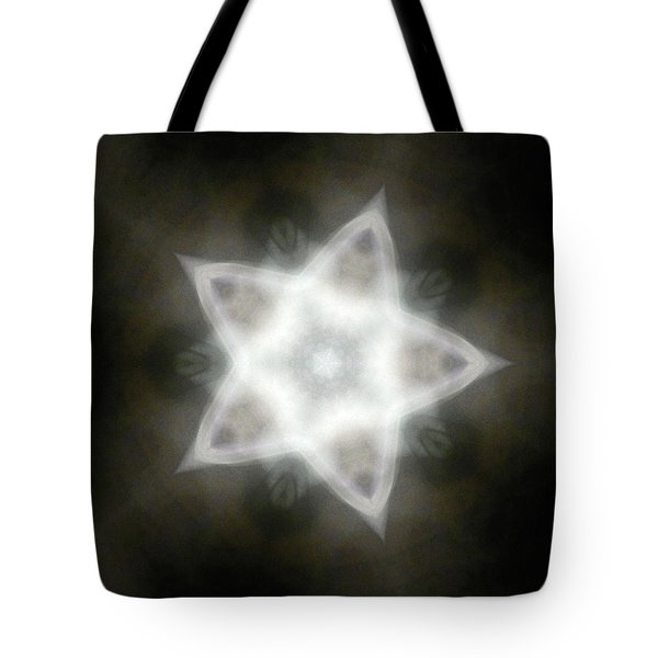 Mayan Star Tote Bag by Lisa Lipsett