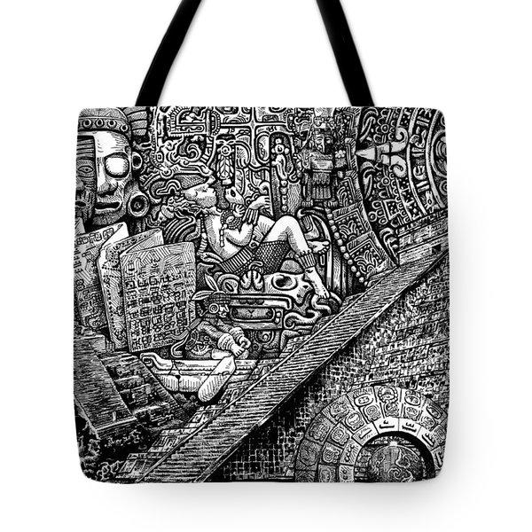 Mayannual Tote Bag