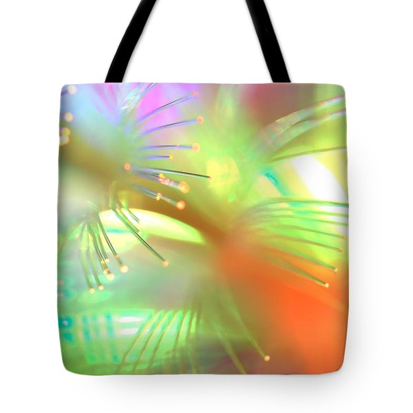 Maybe Im Amazed Tote Bag by Dazzle Zazz