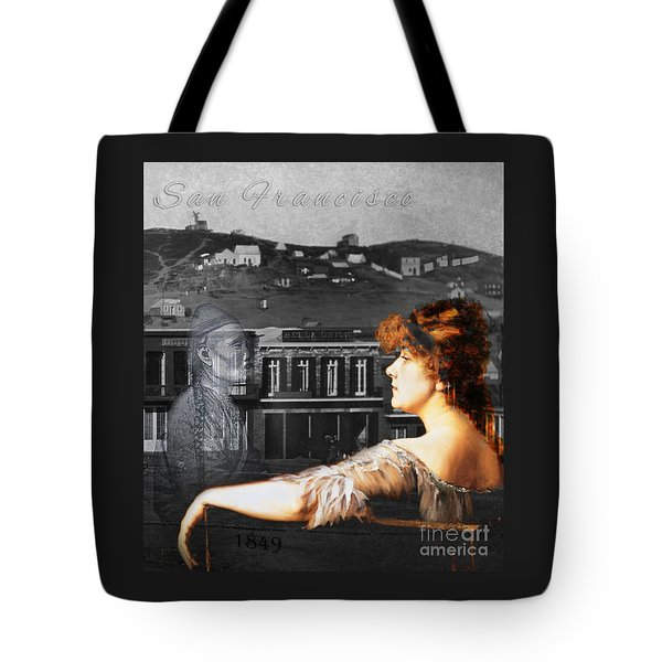 Maybel And Song Tote Bag
