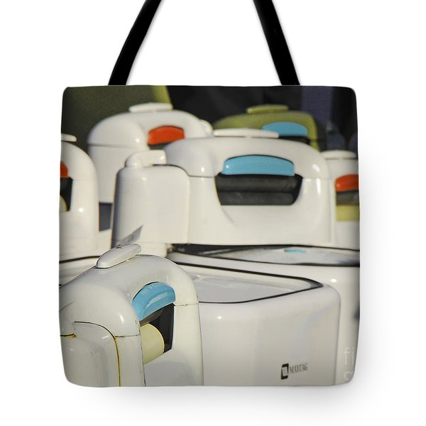 Maytag Tote Bag by Mary Carol Story