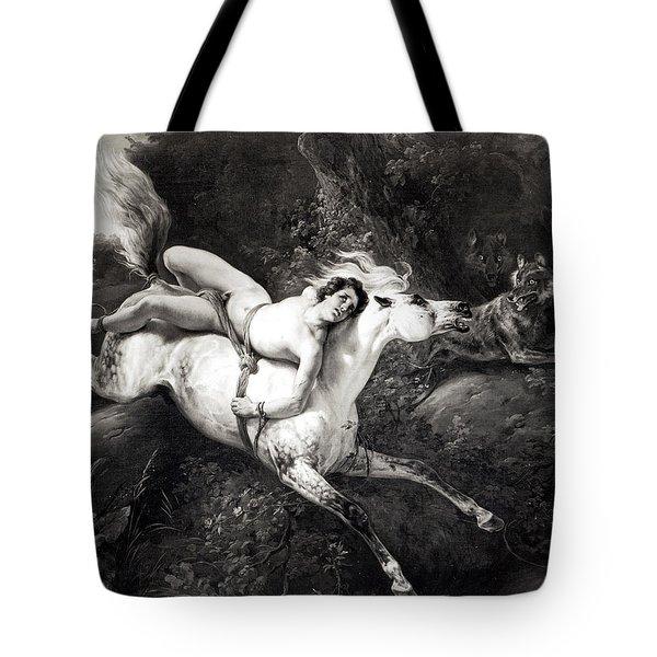Mazeppa Tote Bag
