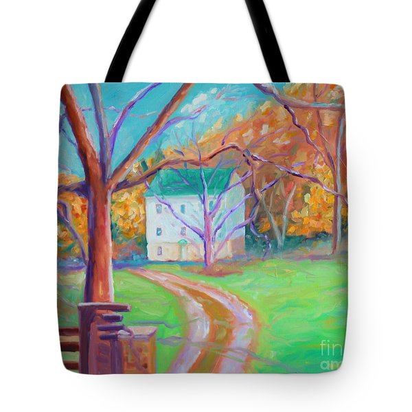 Mc Donalds Mill Tote Bag by Todd Bandy