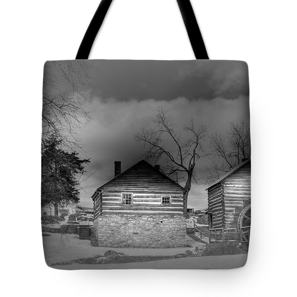 Mccormick Farm 2 Tote Bag by Todd Hostetter