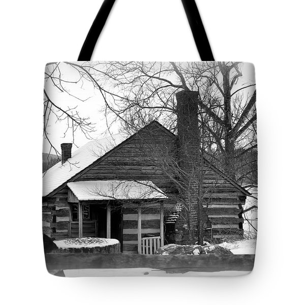 Mccormick Farm 4 Tote Bag by Todd Hostetter
